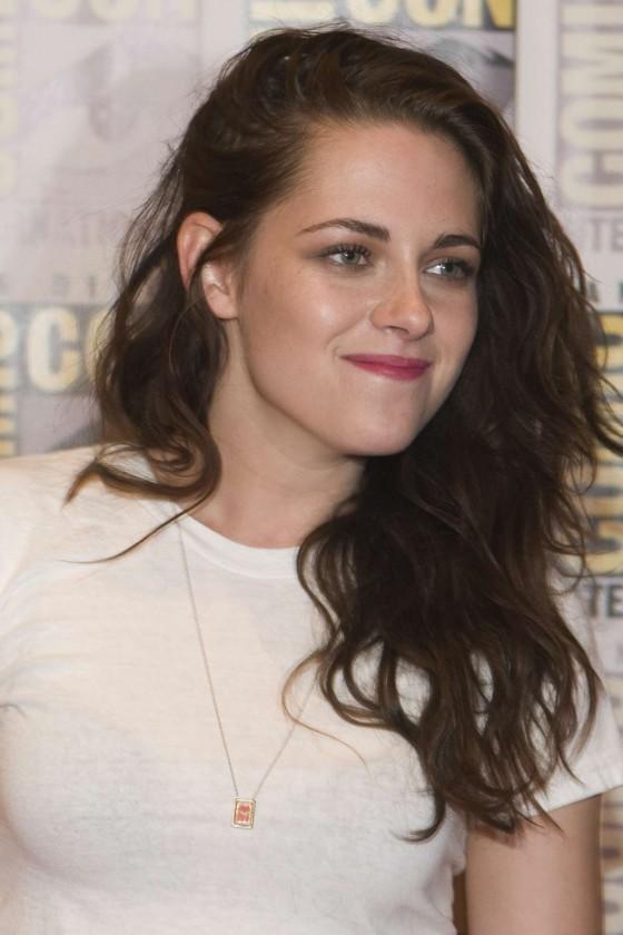 Kristen Stewart � 2012 Comic Con in San Diego