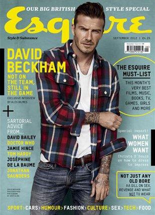 ���� ��� David Beckham 2012