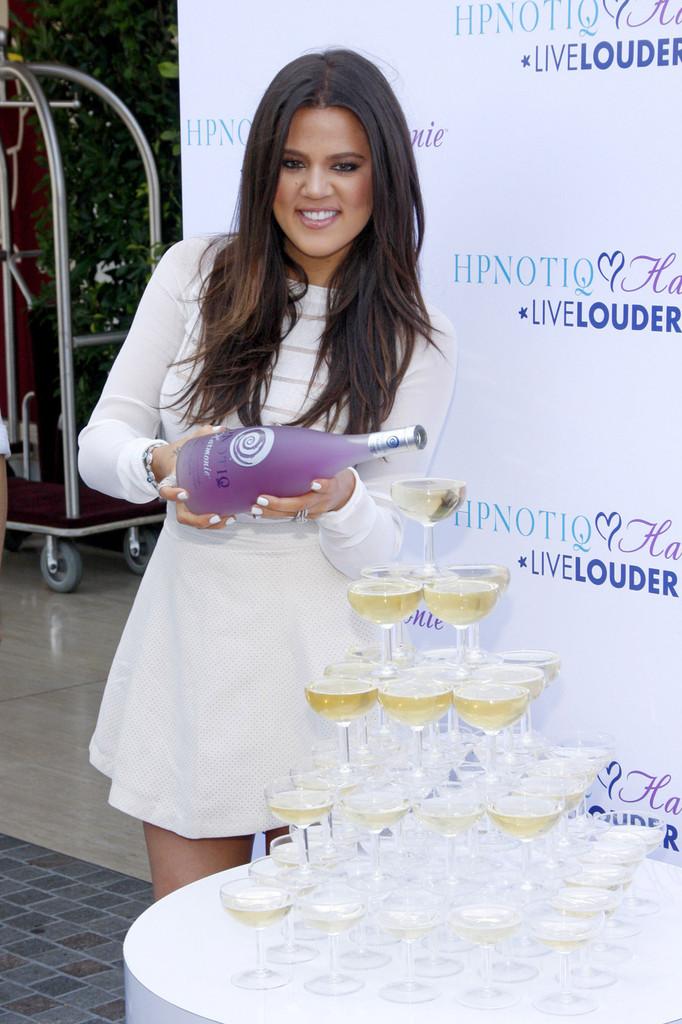 ��� Khloe Kardashian 2012