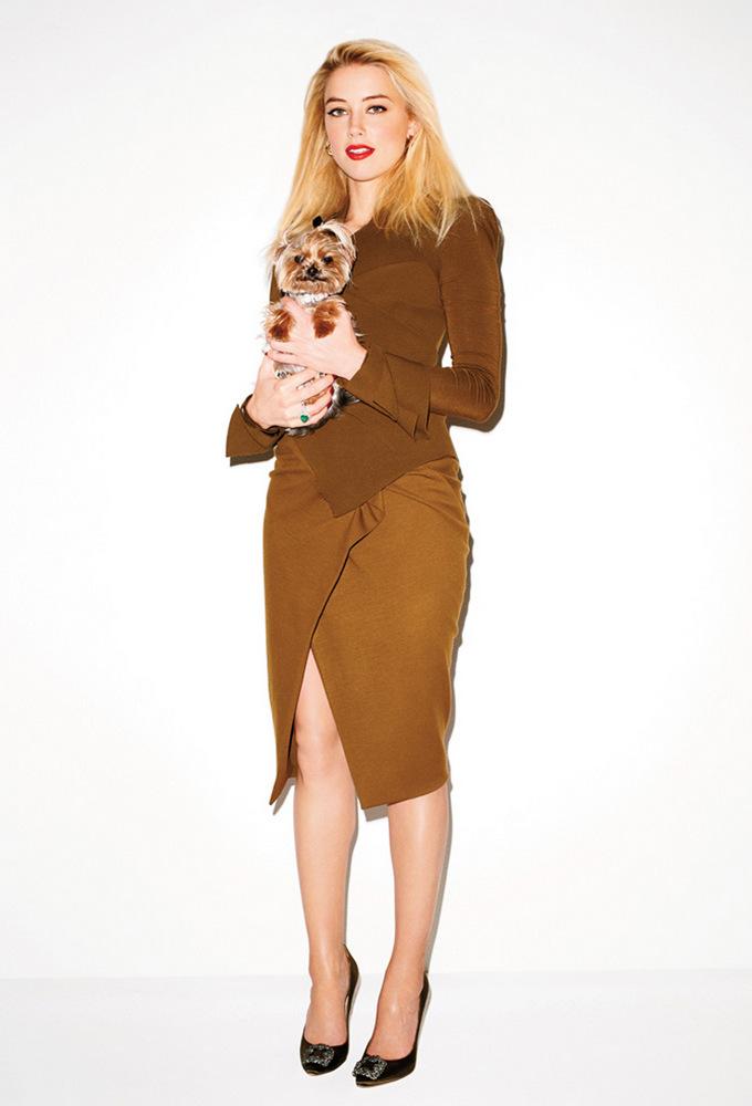 Amber Heard 2012