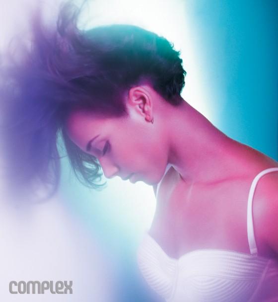 Alicia keys � complex magazine 2012