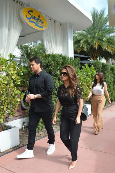 The Kardashians Launch Rob's Sock Line