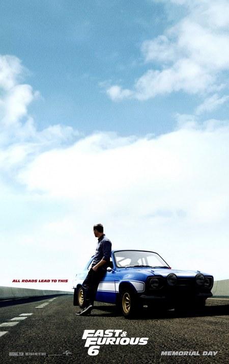����� ���� Fast & Furious 6