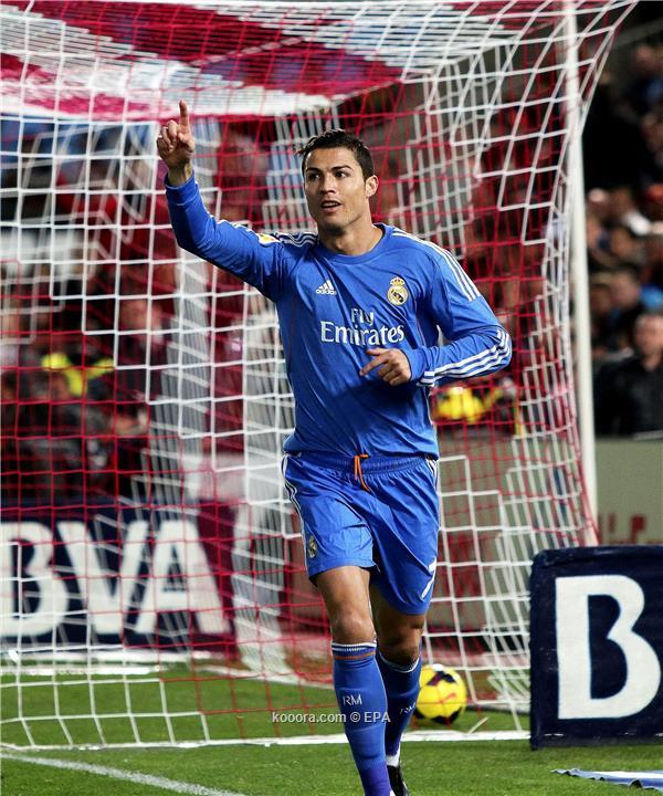 نتيجة مباراة ريال مدريد وألميريا اليوم السبت 23-11-2013 في الدوري الاسباني