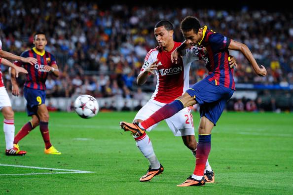 Watch Barcelona Vs Ajax today 26-11-2013 Champions League