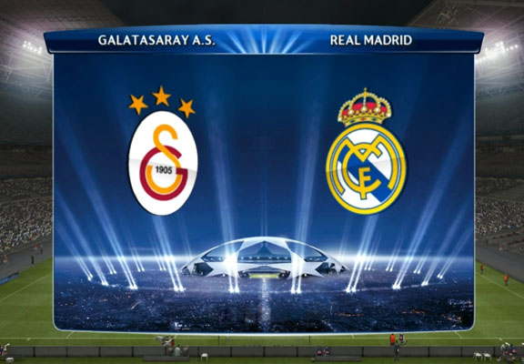 Watch Real Madrid Vs Galatasaray today 27-11-2013 Champions League