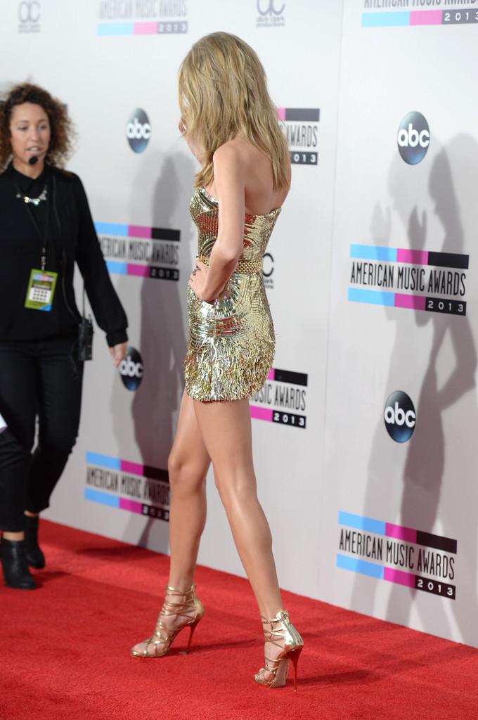 ��� ������ ����� �� ��� American Music Awards 2013