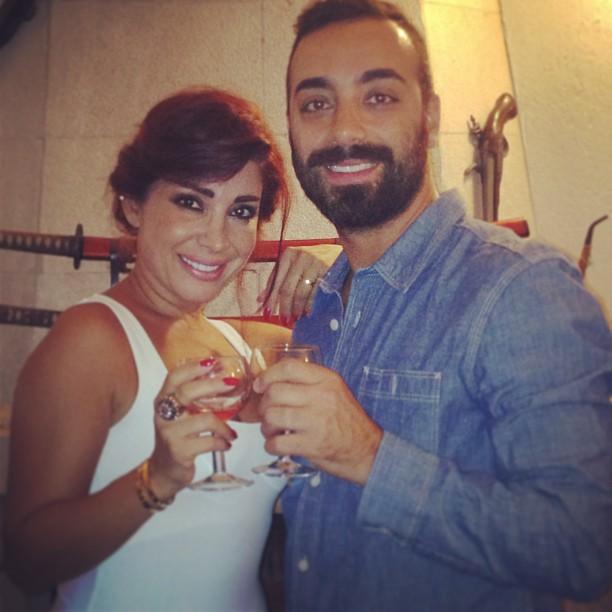 ��� ������� ��������� ���� ��� 2014 Aline khalaf