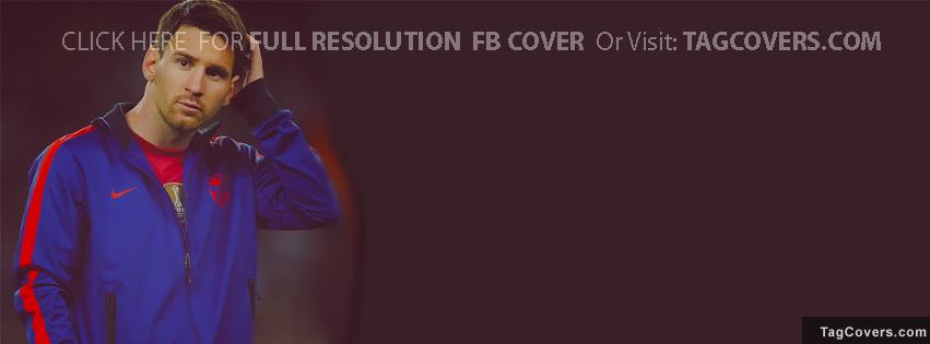 ����� ������ ������ ���� �������� 2014 , lionel messi facebook cover