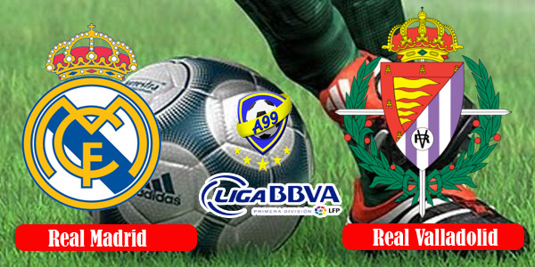 Real Madrid vs Real Valladolid today match 30-11-2013