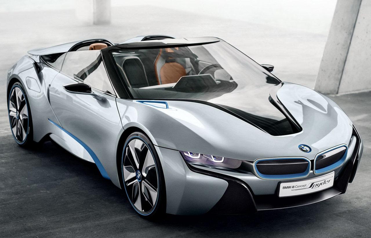 ������� ���� �� �� ������ BMW i8 �� �������� 2014