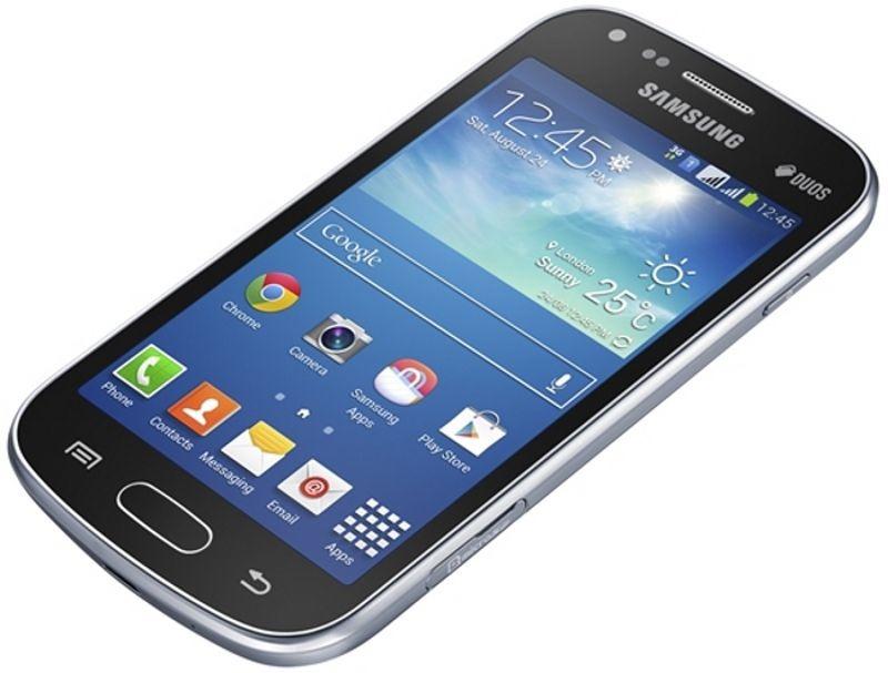 ������� ���� ������� Galaxy S Duos 2