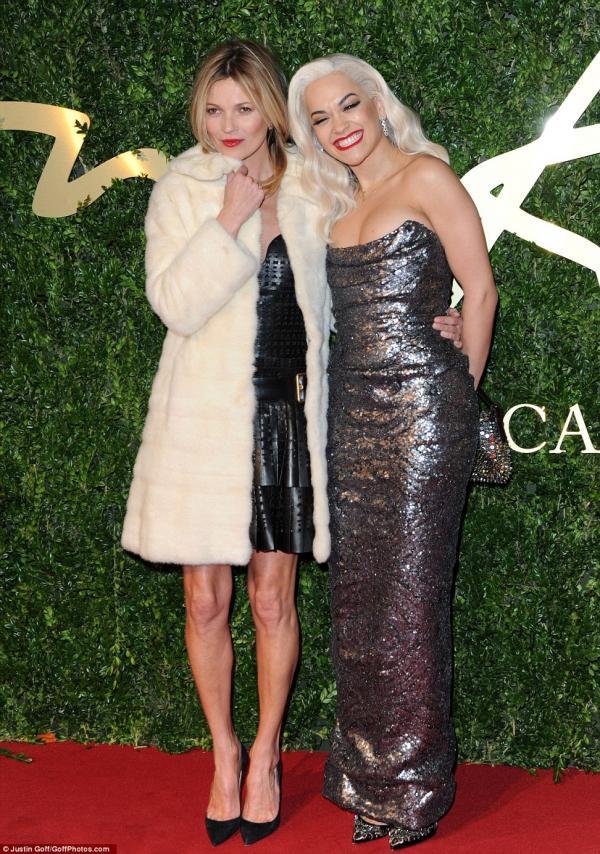 ��� ��� 2013 British Fashion Awards �� ����