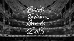����� ������ �������� �� ��� 2013 British Fashion Awards