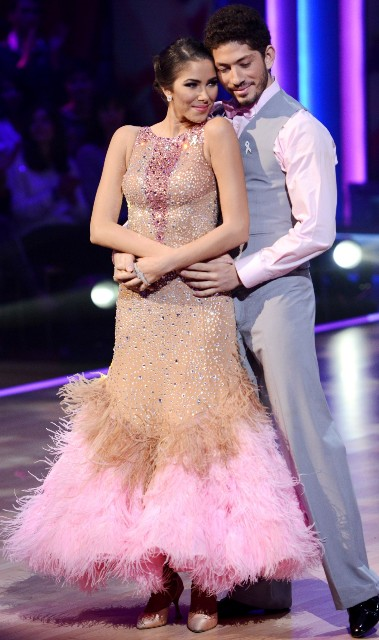 ��� ������� ������ ����� ������ �� ����� ������ 2014 Dancing with the Stars