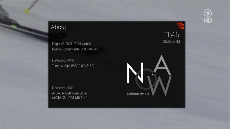 ����� ���� Nowa Skin 32bit