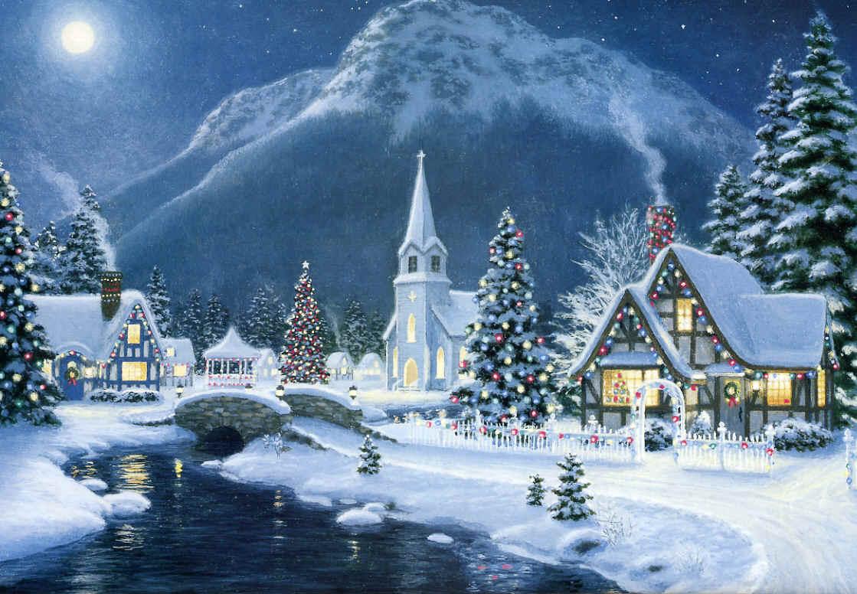 Free Animated Christmas Cards - #GolfClub