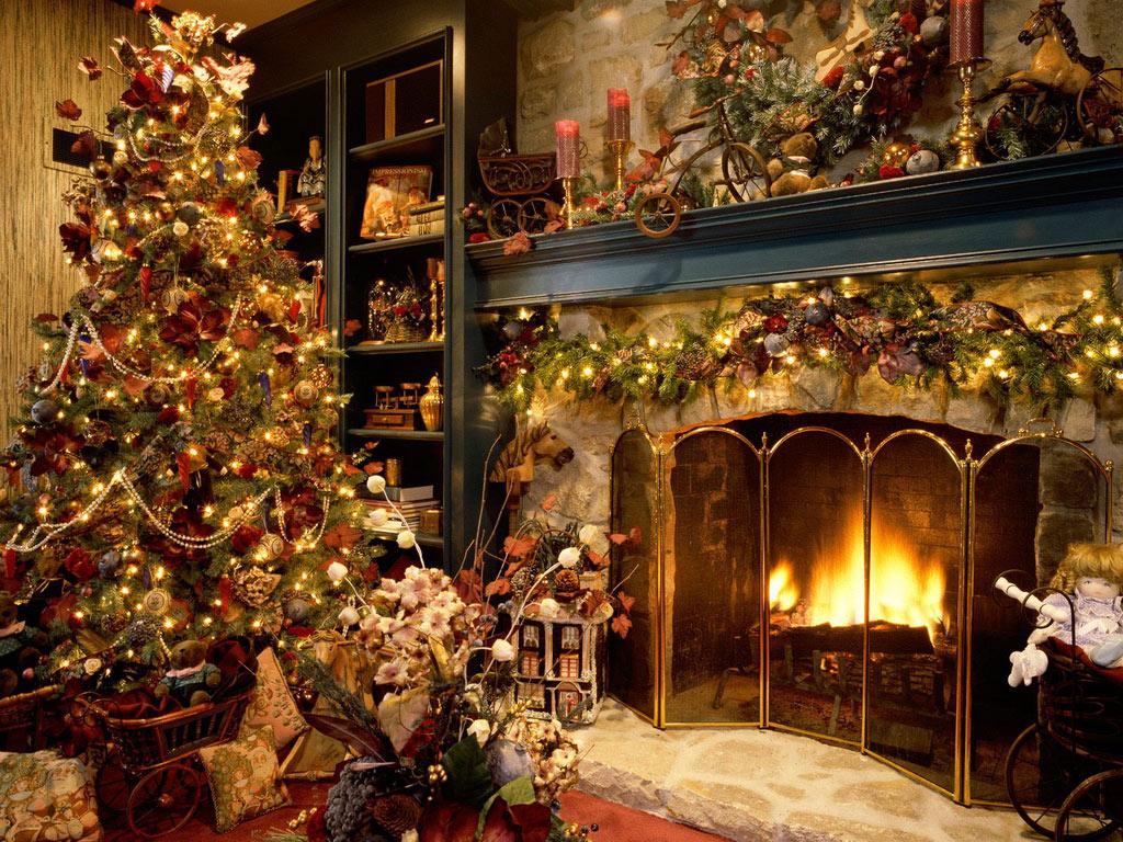 celebrating Christmas Day 2014