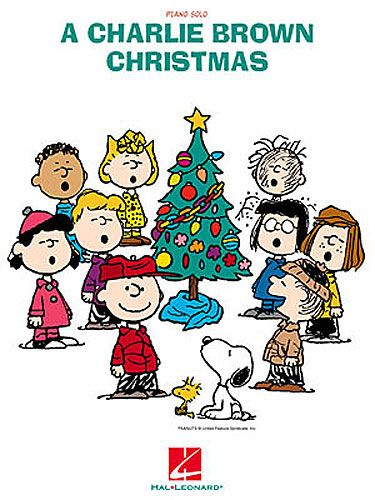Charlie Brown Characters for Christmas Day 2014
