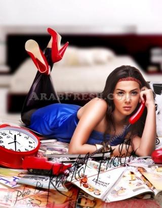 ��� ������ ������� ���� ���� ���� 2014 , ���� ��� ���� ���� ���� 2014 Donia Samir Ghanem