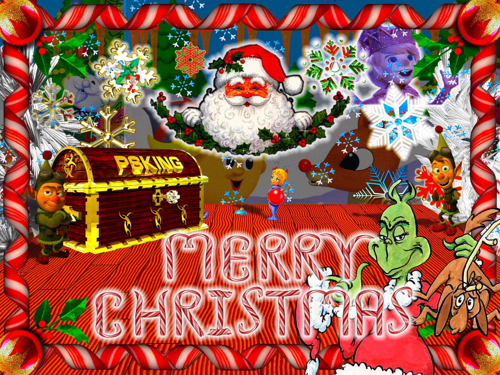 written words Images for Christmas 2014