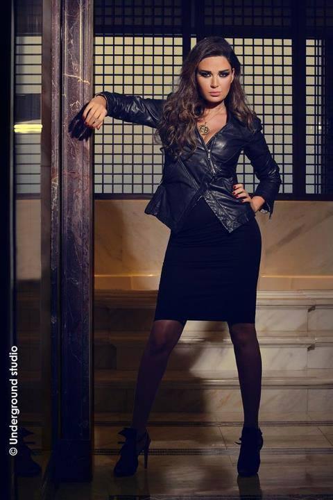 ���� ��� ������ ��������� ����� ��� ����� 2014 Cyrine Abdelnour