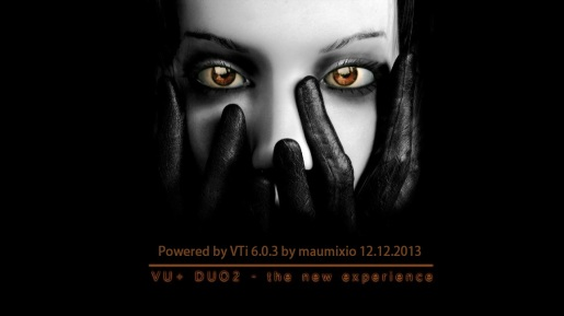 backup VTi 6.0.3 for VuDuo� by maumixio 12.12.2013