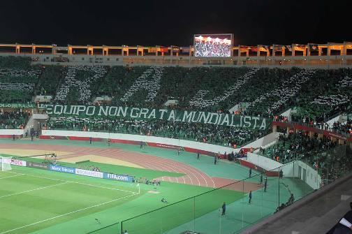Monterrey samedi Vs Raja Casablanca today 14/12/2013