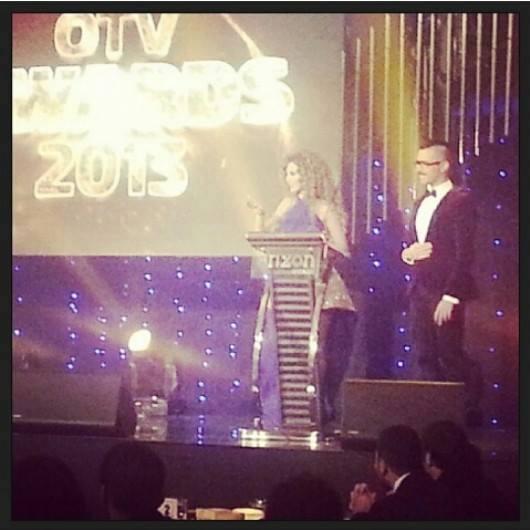 ��� ������ ���� �� ��� ����� ����� OTV awards 2013