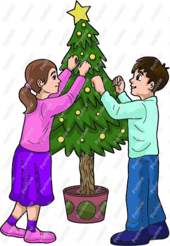 Cartoon Clipart for Christmas 2014