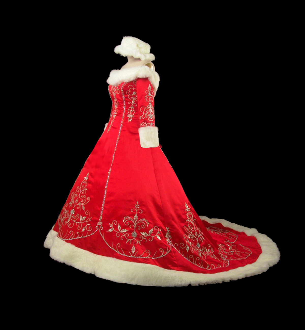 New Christmas Clothes Designs 2014 , Christmas Dresses for women 2014