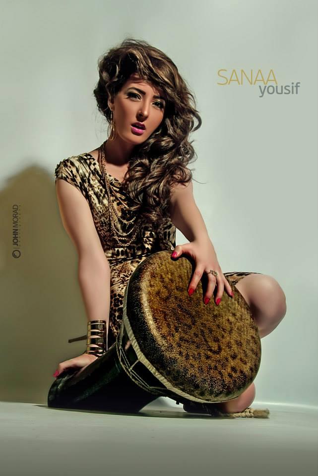 ��� ������� �������� ���� ���� 2014 , ��� ���� ���� 2014 Sana Youssef