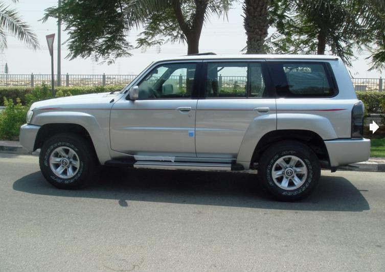 ������� ���� ����� ����� ������ ����� 2014 Nissan Patrol Safari