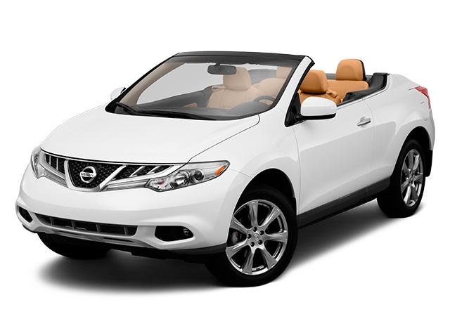 ������� ���� ����� ������ ���� �������� 2014 Nissan Murano CrossCabriolet