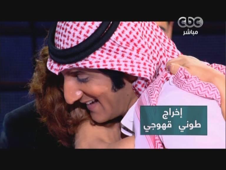 فيديو توديع طلاب الاكاديمية للمشترك السعودي عبدالله عبدالعزيز Star Academy الخميس 19-12-2013