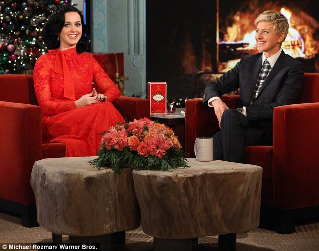 ��� ���� ���� �� ������ Ellen Show