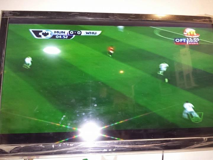 ���� ������ Manchester United - West Ham United �����