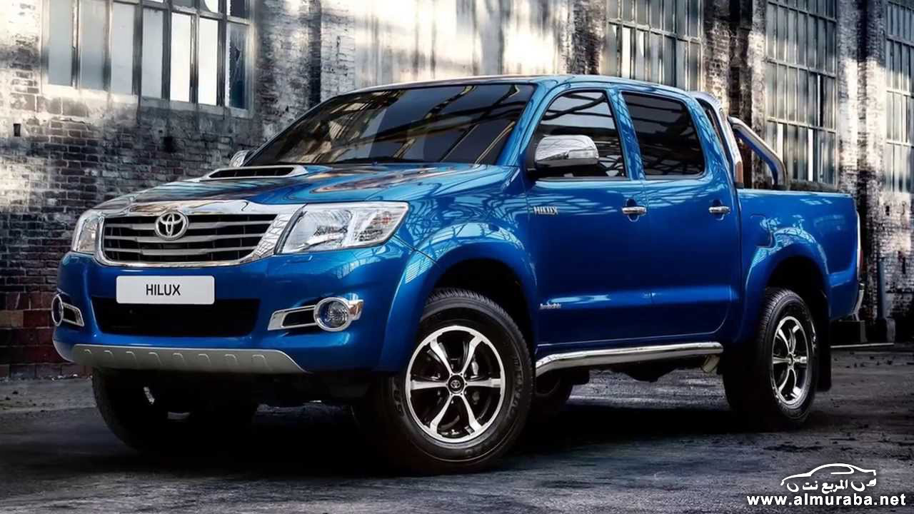 ������� ���� ������ ������ Toyota Hilux 2014
