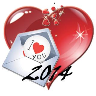New اجمل رسائل رأس السنه الميلادية 2014 , رسائل رومانسية تهنئة براس السنة الميلادية 2014