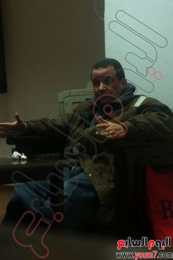 تفاصيل القبض على رئيس الوزراء هشام قنديل بالصور والفيديو