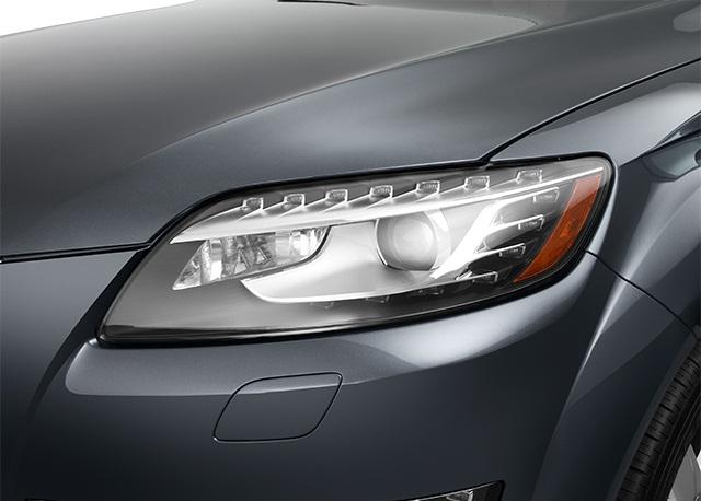 ��� �������� ���� ��� 7 � 2014 Audi Q7