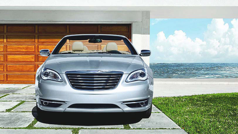 ��� �������� ������� 200 �������� 2014 Chrysler 200 Convertible