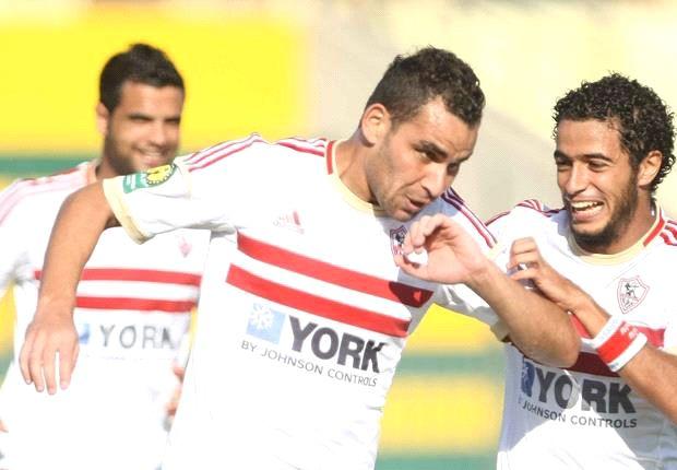 ������� ������� ����� ������ ������� ������� ����� 25-12-2013 �� ������ ������ El Zamalek vs El Masry