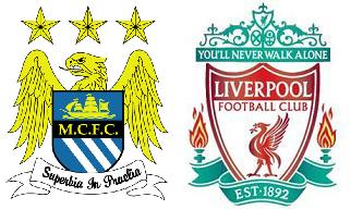 Manchester City vs Liverpool in premier league 26/12/2013 Date and channels broadcast live of the