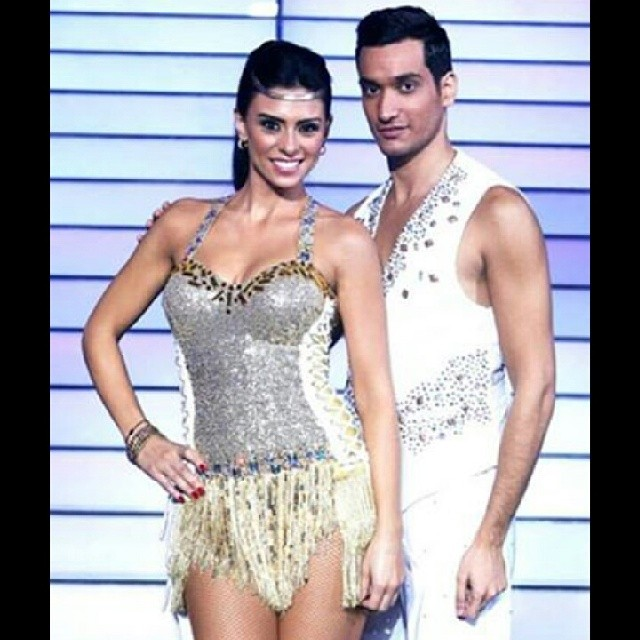 ��� ������ ���� �� ������ ��� ������ 2014 Dancing With The Stars , ��� ������ ���� 2014 Brigitte Yaghi