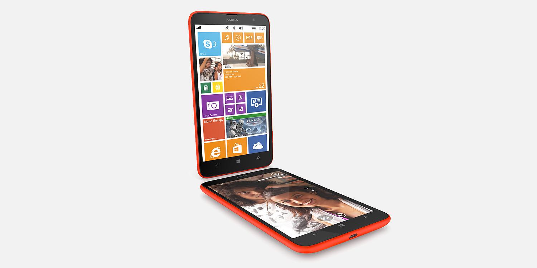 ��� �������� ����� ����� Nokai Lumia 1320 �� ��� ���������