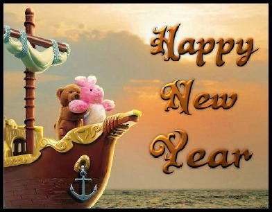 كولكشن صور مكتوب عليها هابي نيو يير 2014 , happy new year greeting cards