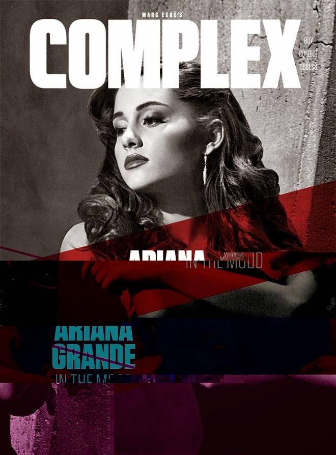 ��� ������ ������ ��� ���� ���� COMPLEX , ��� ������ ������ 2014 Ariana Grande