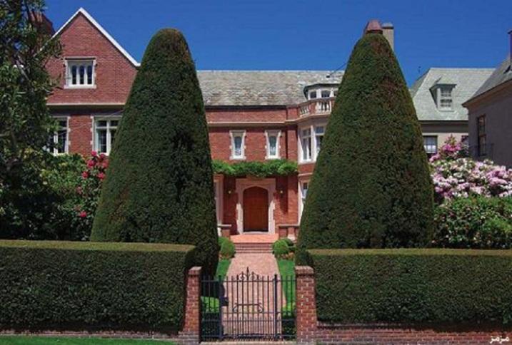 صور قصر ماريسا ماير رئيسة شركة ياهوو Yahoo
