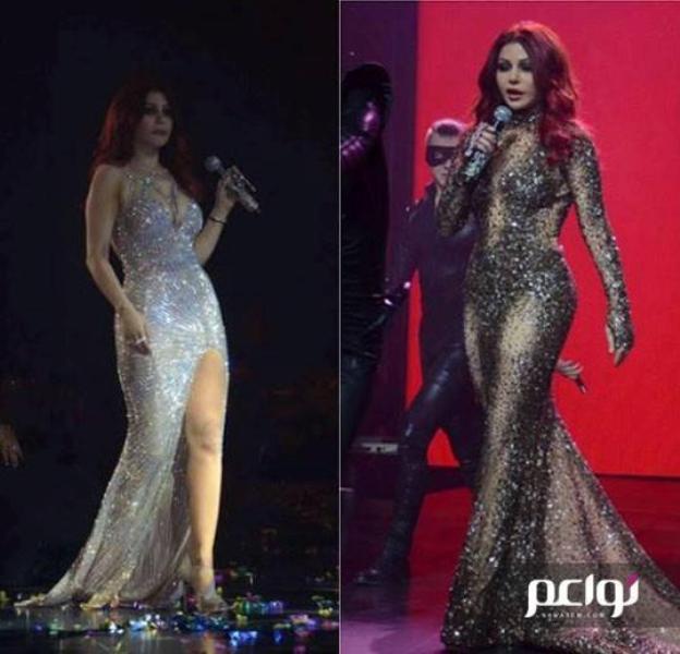 ��� ����� �� ���� ����� ���� �� ��� ����� 2014 , Haifa Wehbe New Year 2014